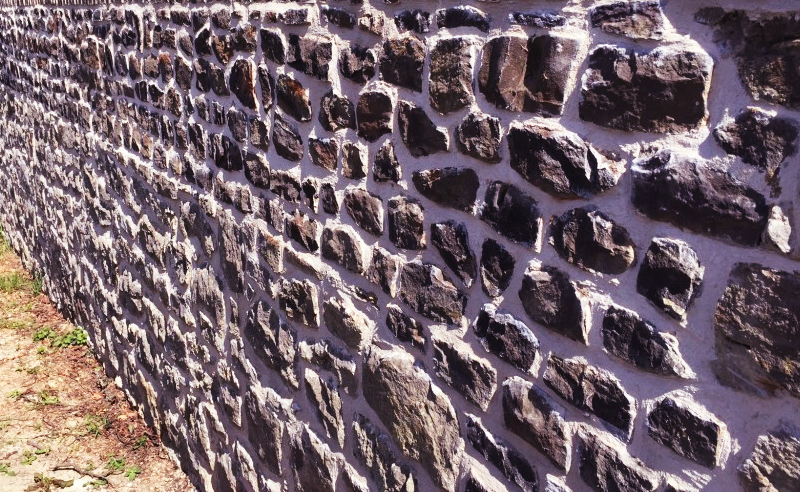Ragstone repointing