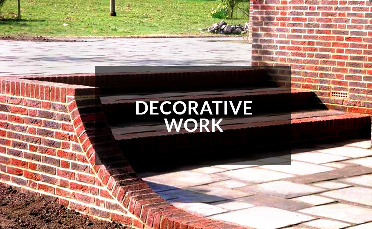 DECORATIVE WORK